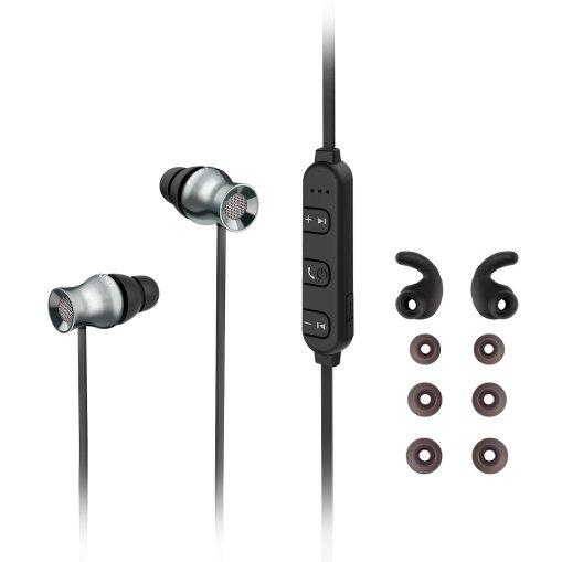 4 Paar Ohroliven - Aukey EP-B37 Bluetooth Kopfhörer