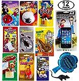 Tigerdoe Pranks & Gag Set – Practical Joke - Gag Gift – Prank Stuff – April Fools Prank Kit - Prankster Kit - 12 Pc