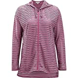 ExOfficio Women's BugsAway Modena Hoody Hiking Shirts, Rosebay Heather, Large