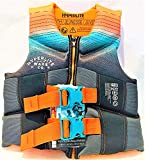 Hyperlite Wake Co Life Vest - Youth 55-88 lbs.USCG/TC Approved -