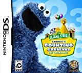 Sesame Street: Cookie's Counting Carnival - Nintendo DS