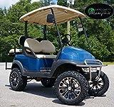 Club Car Precedent Golf Cart 6' Lift Kit + 14' Vector Wheels and 23'...