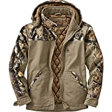 Legendary Whitetails Canvas Cross Trail Workwear Jacket Stone Large
