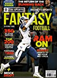 CBS Sports Fantasy Football 2018 Issue 78