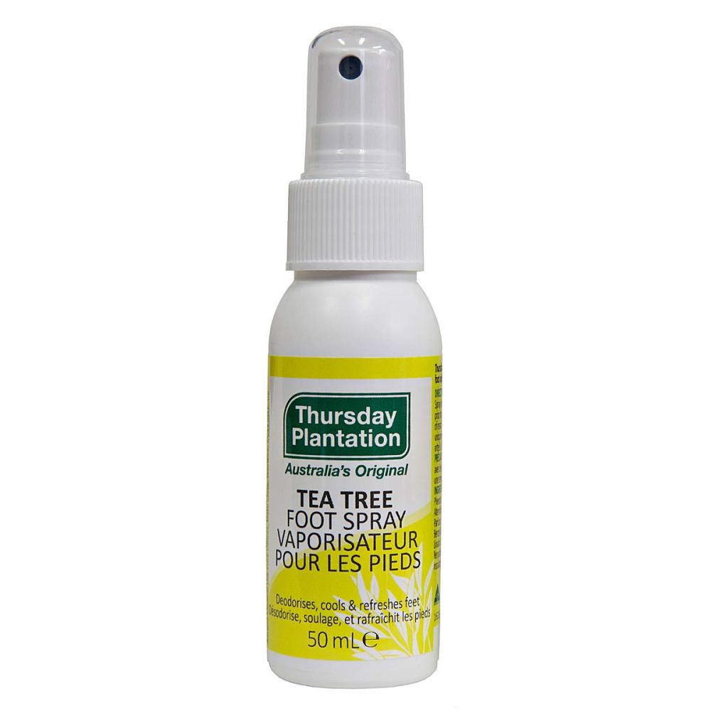 Amazon.com : Thursday Plantation - Tea Tree Foot Spray, 1.69 fl oz ...