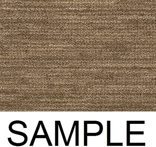 Basis Dog Assist Carpet Stair Treads Premium 40 Oz Tufted   Saxony Carpet On Stairs   Laminate Riser   Brown   Carpeted   Tread   Thick
