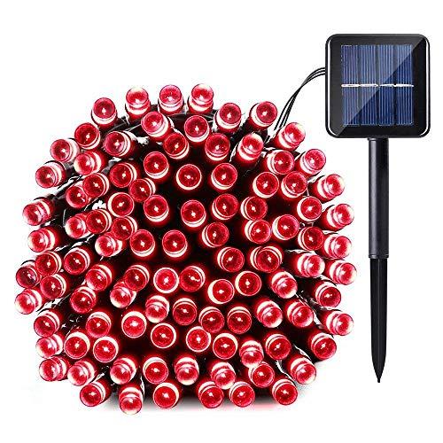 Joomer-Solar-Christmas-Lights-39ft-100-LED-8-Modes-Solar-String-Lights-Waterproof-Solar-Fairy-Lights-for-Garden-Patio-Fence-Balcony-Outdoors-Red