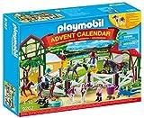 PLAYMOBIL® 9262 Advent Calendar - Horse Farm, Multicolor