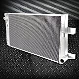Aluminum Performance Racing Radiator Replacement For 2001-2005 Chevy Silverado GMC Sierra 2500HD 3500HD Duramax 6.6L 02 03 04