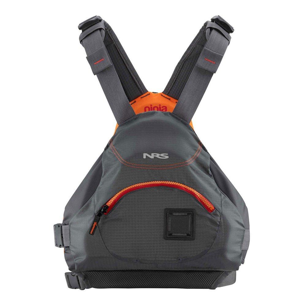 NRS Ninja PFD Charcoal L/XL