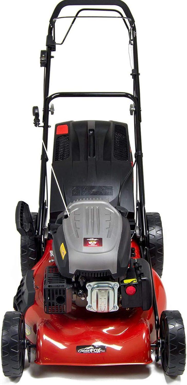 Frisky Fox 20 Quad Cut Petrol Lawn