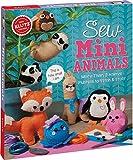 Klutz Sew Mini Animals Sewing & Craft Kit