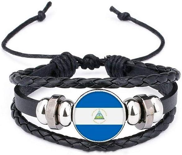 Pulsera de cuerda de Nicaragua