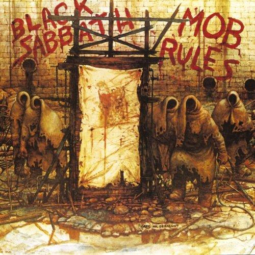 Mob Rules : Black Sabbath: Amazon.fr: Musique