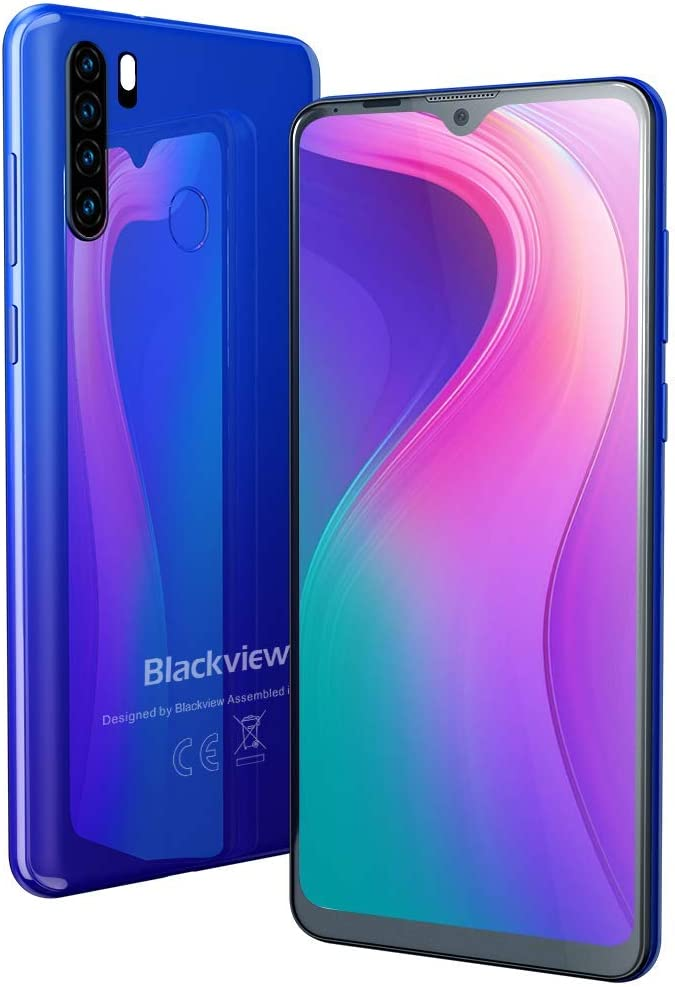 "Smartphone Offerta, Blackview A80 Pro Cellulari Offerte (2020), 6.49"" 19:9 HD"