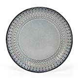Gourmet Basics Broadway Dinner Plate, 10-1/2-Inch
