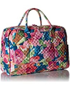 Iconic Weekender Travel Bag, Signature Cotton
