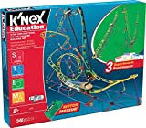 K'NEX Education - STEM Explorations: Roller Coaster Building Set - 546 Pieces - Ages 8+ Construction Education Toy