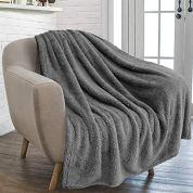 Furrybaby-Premium-Fluffy-Fleece-Dog-Blanket-Soft-and-Warm-Pet-Throw-for-Dogs-Cats-Jumbo-59x78-Grey
