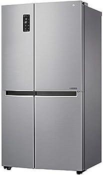 LG 687 L Frost Free Side-by-Side Refrigerator(GC-B247SLUV.APZQEBN)