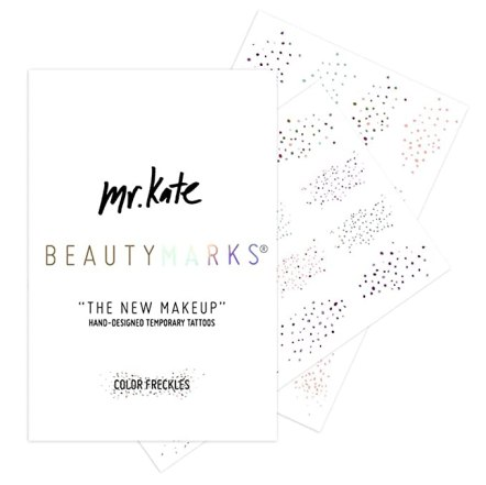 "BeautyMarks ""The New Makeup"" - Color Freckles"
