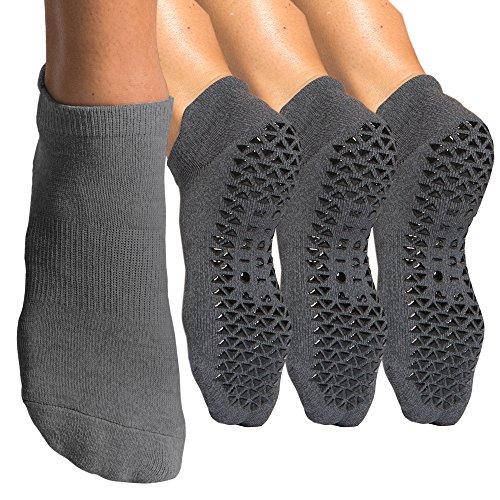Pointe Studio Women's Grip Socks for...