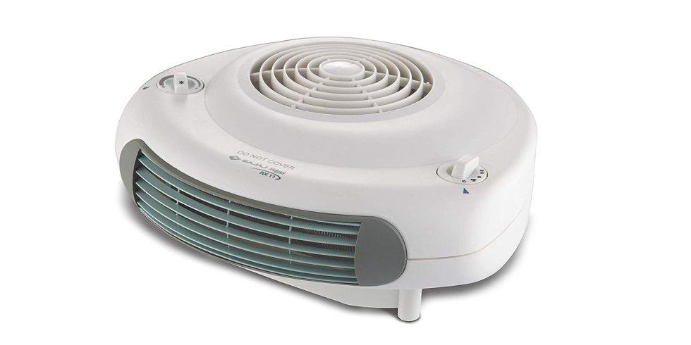 Bajaj Majesty RX11 2000 Watts Heat Convector Room Heater (Ivory)