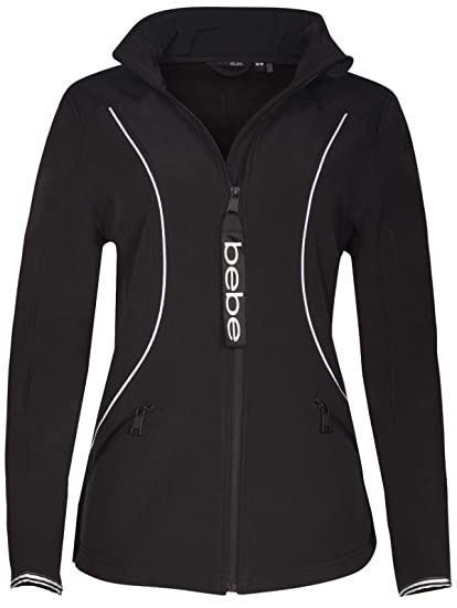 Bebe Sports Fleece Lined Jacket