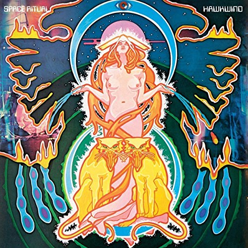 Space Ritual Alive in London: Hawkwind, Hawkwind: Amazon.fr: Musique