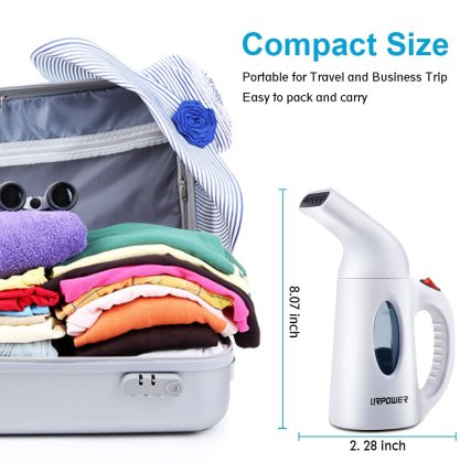 URPOWER Garment Steamer Review