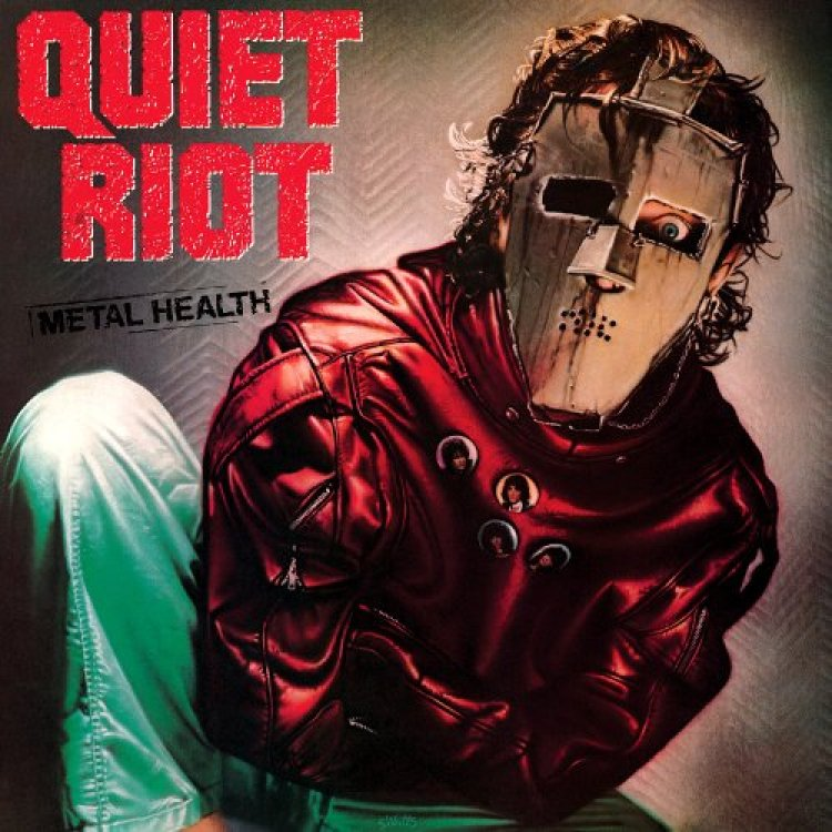 Quiet Riot - Metal Health (180 Gram Audiophile Vinyl/Limited Edition) -  Amazon.com Music