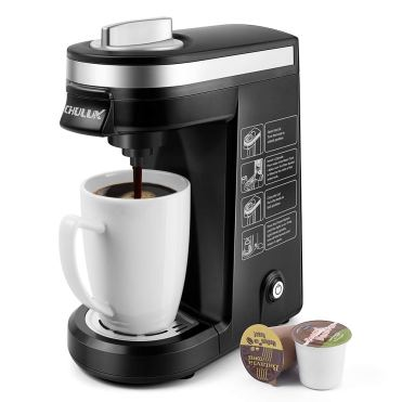 Chulux Single Serve Coffee Maker Review