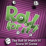 Calliope Games Roll For It! -Purple Edition