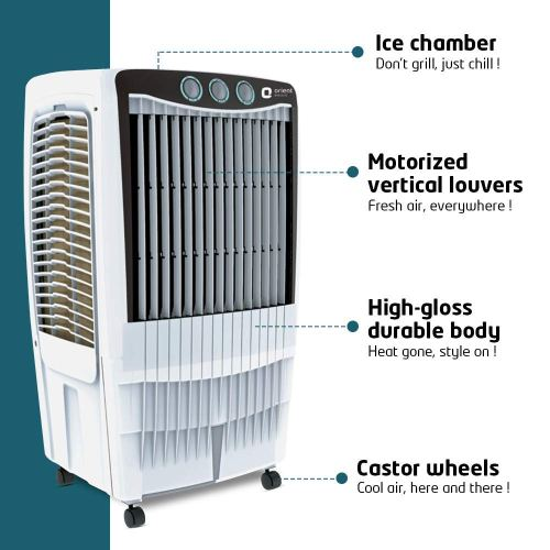 Orient Electric Snowbreeze Magnus CD8501H - Best Air Cooler in India with Price