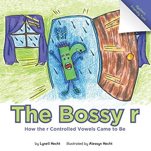 The Bossy r: How the r Controlled Vowels Came to Be