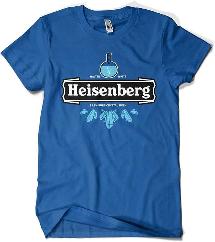 Camisetas La Colmena 121-Heisenberg Crystal Meth (Olipop)