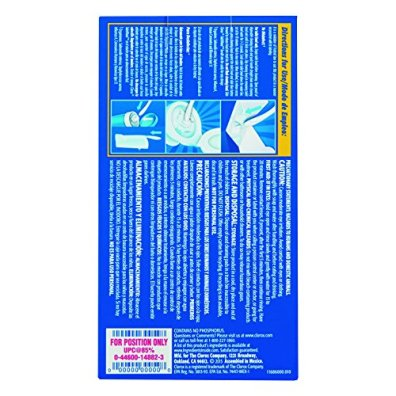 Clorox-14882CT-Disinfecting-ToiletWand-Refill-Heads-BlueWhite-Case-of-8