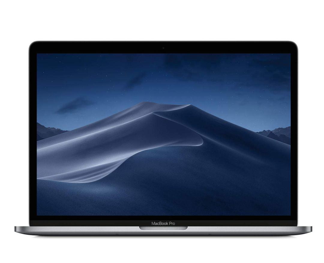 Apple MacBook Pro (13 pouces avec Touch Bar, Processeur Intel Corei5 Quadricœur de 8eGénération à2,3GHz, 256 GO) - Gris Sidéral