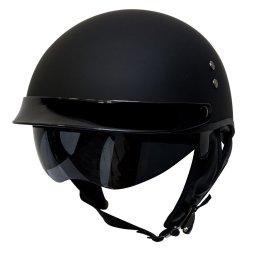 Voss 888FRP Hand Laid Fiberglass Half Helmet