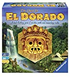 Ravensburger The Quest for El Dorado for Ages 10 & Up - Adventure Family Game of Endless Possibilities