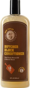 John Taylor Butcher Block Conditioner Food Grade Mineral Oil