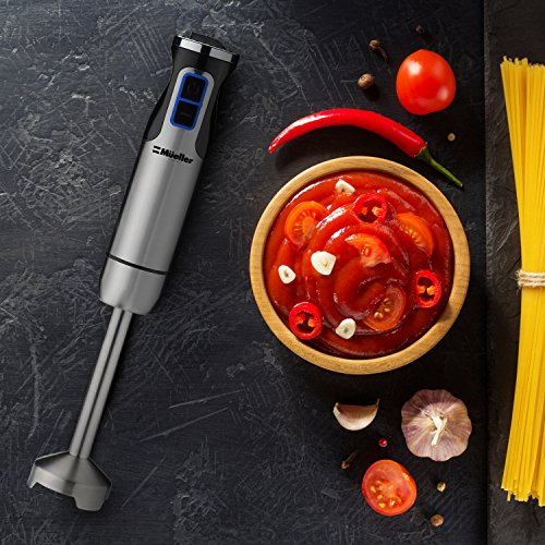 Mueller-Ultra-Stick-500-Watt-9-Speed-Powerful-Immersion-Multi-Purpose-Hand-Blender-Heavy-Duty-Pure-Copper-Motor-Brushed-Stainless-Steel-Finish-Includes-Whisk-Attachment