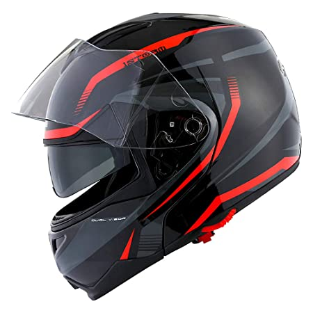 1Storm-Motorcycle-Modular-Full-Face-Helmet-Reviews