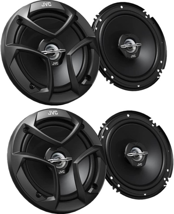 Best coaxial speakers for bass