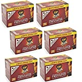 Zip Premium All Purpose Wrapped Fire Starter 72 Pack