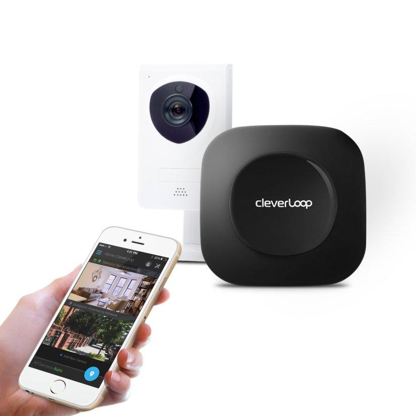 CleverLoop WiFi surveillance système de sécurité