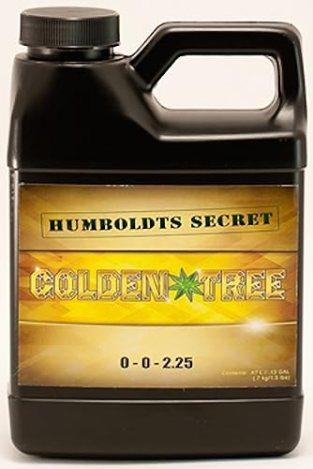 Humboldts Secret Golden Tree