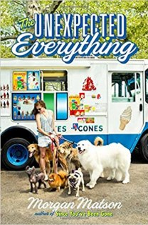 Image result for morgan matson the unexpected everything