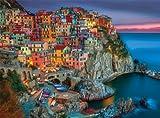 Buffalo Games - Signature Collection - Cinque Terre - 1000 Piece Jigsaw Puzzle