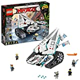 LEGO Ninjago Ice Tank Building Kit, Multicolor
